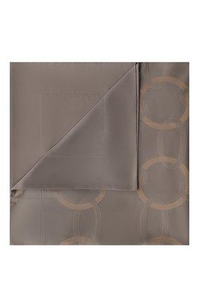 Мужского хлопковая наволочка FRETTE серого цвета, арт. FR6593 E0741 065B | Фото 1