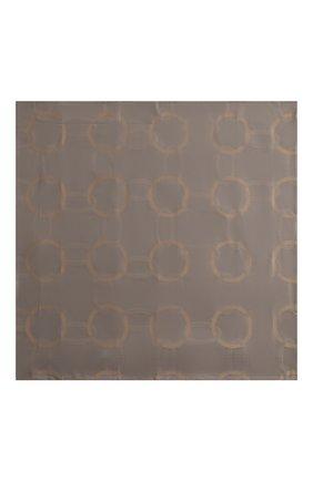 Мужского хлопковая наволочка FRETTE серого цвета, арт. FR6593 E0741 065B | Фото 5