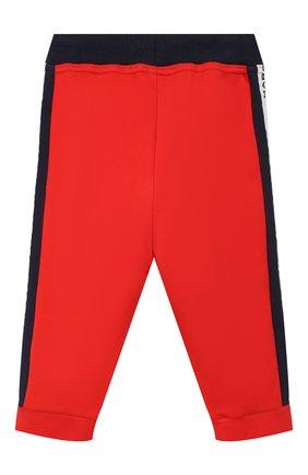 Детский комплект из кардигана и брюк MARC JACOBS (THE) красного цвета, арт. W08070   Фото 5