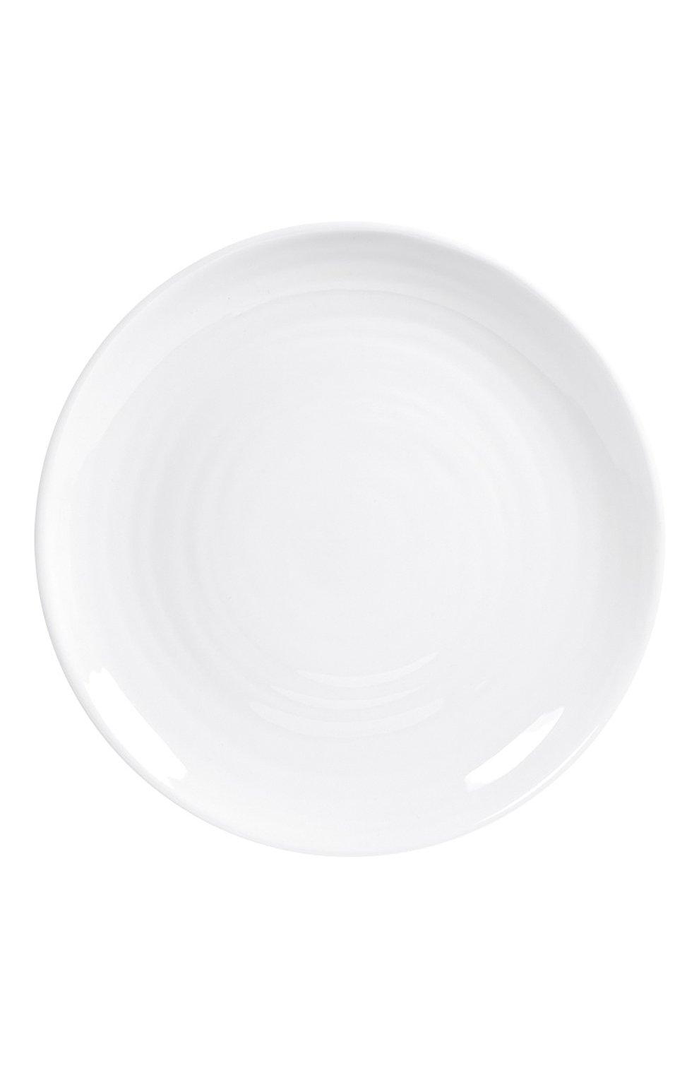 Мужского тарелка салатная origine  BERNARDAUD белого цвета, арт. 0579/21260 | Фото 1