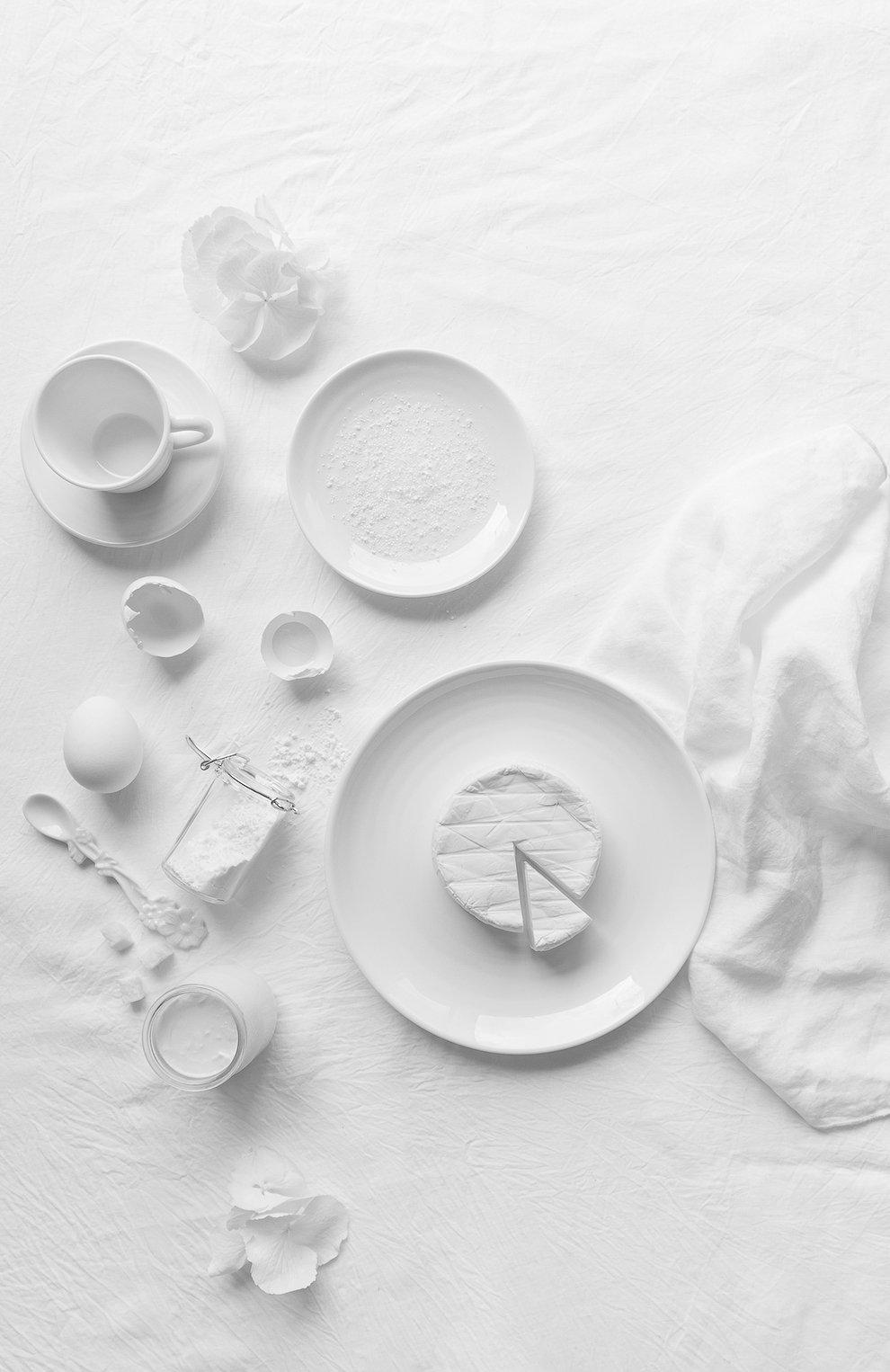 Мужского тарелка салатная origine  BERNARDAUD белого цвета, арт. 0579/21260 | Фото 2