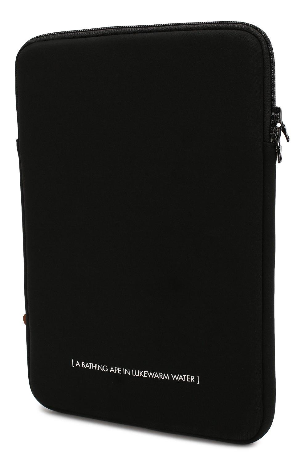 Мужского текстильный чехол для ipad BAPE синего цвета, арт. 1G20182120 | Фото 2