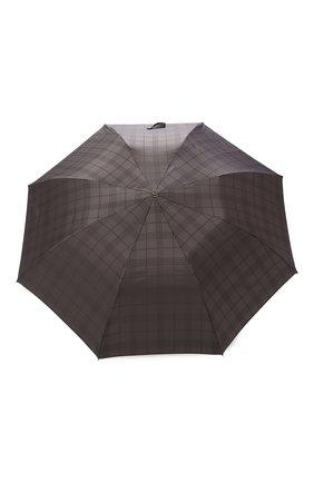 Мужской складной зонт PASOTTI OMBRELLI серого цвета, арт. 64S/RAS0 6434/9/W44/T | Фото 1