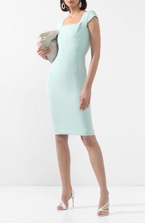 Женское платье ROLAND MOURET зеленого цвета, арт. EW20/S1761/F2196 | Фото 2