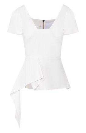 Женская топ ROLAND MOURET белого цвета, арт. EW20/S0982/F2196 | Фото 1