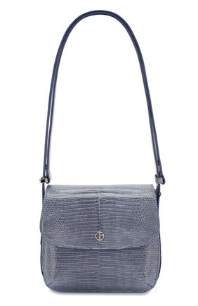Женская сумка la prima GIORGIO ARMANI голубого цвета, арт. Y1E138/YPV8A/VSAL | Фото 1