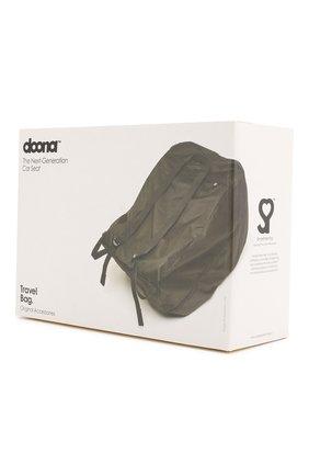 Детская сумка для путешествий doona SIMPLE PARENTING черного цвета, арт. SP107-99-001-099 | Фото 2