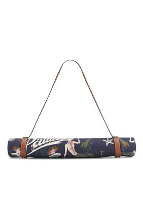 Женского коврик для йоги loewe x paula's ibiza LOEWE синего цвета, арт. 110.10.078 | Фото 1