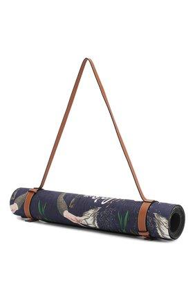 Женского коврик для йоги loewe x paula's ibiza LOEWE синего цвета, арт. 110.10.078 | Фото 2