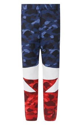 Мужской брюки BAPE разноцветного цвета, арт. 1G30152021   Фото 1