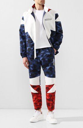 Мужской брюки BAPE разноцветного цвета, арт. 1G30152021   Фото 2