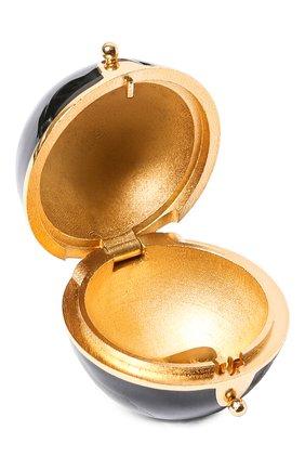 Женское кулон на цепочке SAINT LAURENT золотого цвета, арт. 632072/Y1521   Фото 2