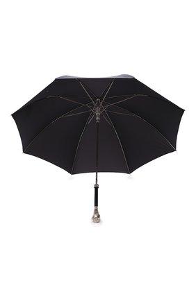 Мужской зонт-трость PASOTTI OMBRELLI темно-серого цвета, арт. 478/RAS0 6278/1/W35 | Фото 3
