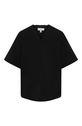 Женская футболка HYKE черного цвета, арт. 15102 | Фото 1