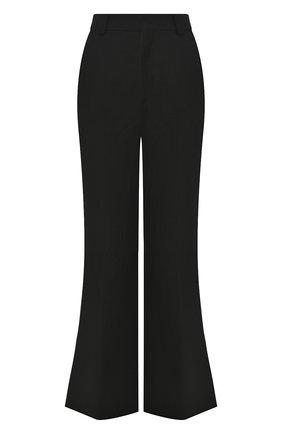 Женские брюки ROLAND MOURET черного цвета, арт. EW20/S0511/F2196 | Фото 1