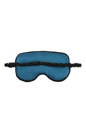 Женские шелковая маска для сна OLIVIA VON HALLE разноцветного цвета, арт. PS2074 | Фото 2