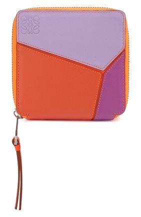 Женские портмоне loewe x paula's ibiza LOEWE оранжевого цвета, арт. 128.30WM88 | Фото 1