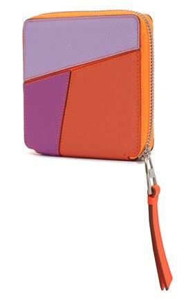 Женские портмоне loewe x paula's ibiza LOEWE оранжевого цвета, арт. 128.30WM88 | Фото 2