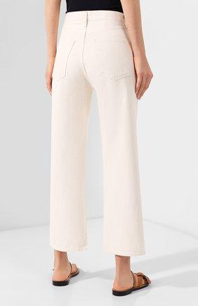 Женские джинсы AGOLDE белого цвета, арт. A117B-1183 | Фото 4