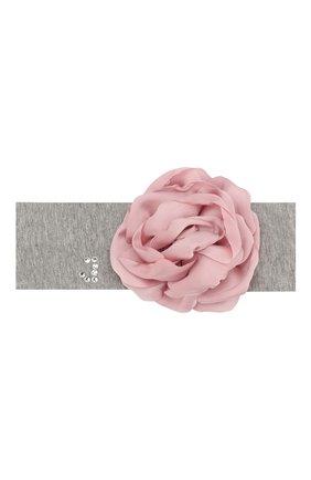Детского повязка JUNEFEE розового цвета, арт. 6459 | Фото 1