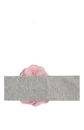 Детского повязка JUNEFEE розового цвета, арт. 6459 | Фото 2