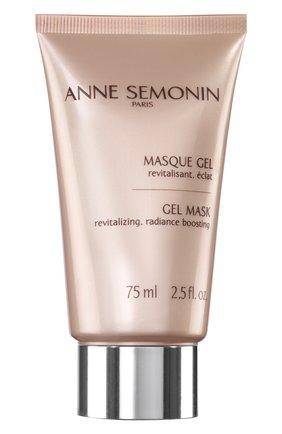 Женская освежающая гелевая маска с эфирными маслами ANNE SEMONIN бесцветного цвета, арт. 3700084610283 | Фото 1