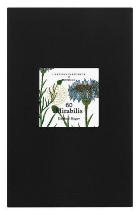 Женский парфюмерная вода 60 mirabilis L'ARTISAN PARFUMEUR бесцветного цвета, арт. 3660463004617 | Фото 2