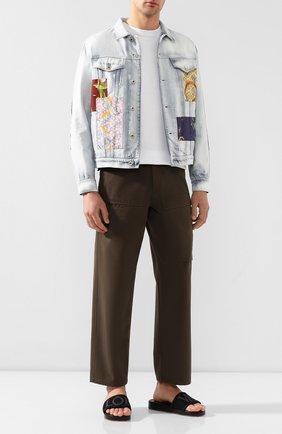 Джинсовая куртка Loewe x Paula's Ibiza | Фото №2