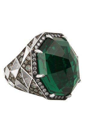 Женское кольцо QUEENSBEE серебряного цвета, арт. 101389/17,85   Фото 1