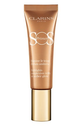 Женские база под макияж, придающая сияние коже sos primer, 09 CLARINS бесцветного цвета, арт. 80061532 | Фото 1