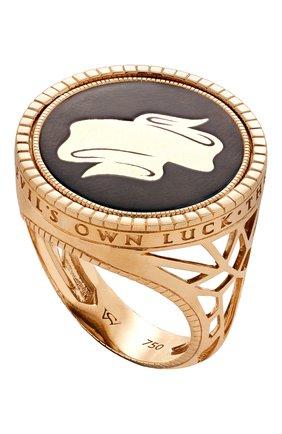 Мужское кольцо STEPHEN WEBSTER желтого золота цвета, арт. 3021681   Фото 2
