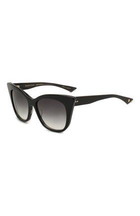 Мужские солнцезащитные очки DITA черного цвета, арт. MAGNIFIQUE/22015A | Фото 1