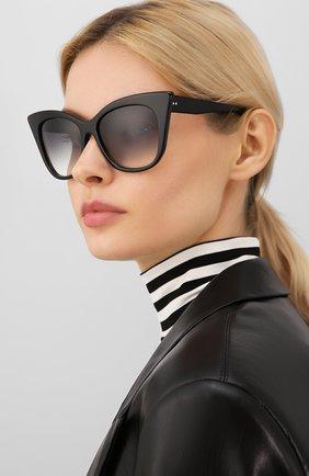 Мужские солнцезащитные очки DITA черного цвета, арт. MAGNIFIQUE/22015A | Фото 2