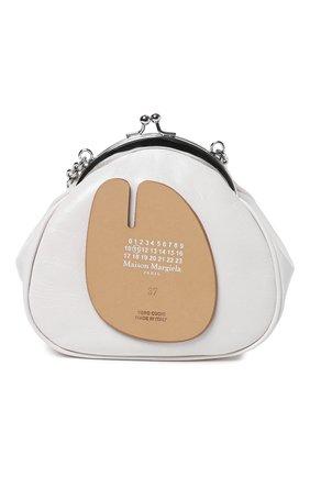Женская сумка tabi MAISON MARGIELA белого цвета, арт. S56WG0114/PS298 | Фото 1