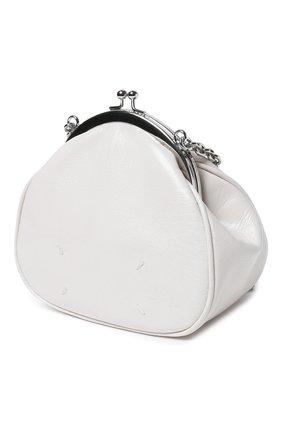 Женская сумка tabi MAISON MARGIELA белого цвета, арт. S56WG0114/PS298 | Фото 2