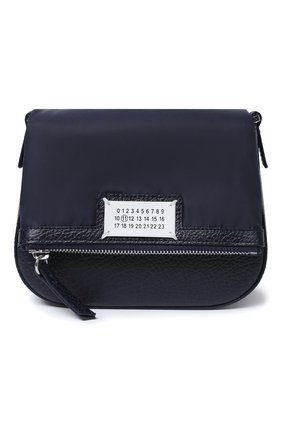 Женская сумка 5 ac MAISON MARGIELA темно-синего цвета, арт. S56WF0151/P0396 | Фото 1