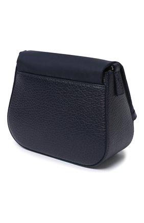 Женская сумка 5 ac MAISON MARGIELA темно-синего цвета, арт. S56WF0151/P0396 | Фото 2
