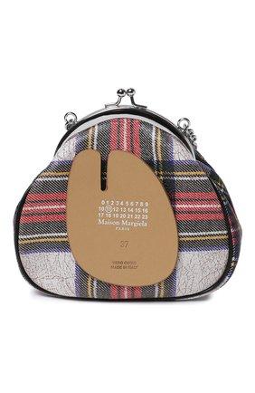 Женская сумка tabi MAISON MARGIELA разноцветного цвета, арт. S56WG0114/P3612 | Фото 1