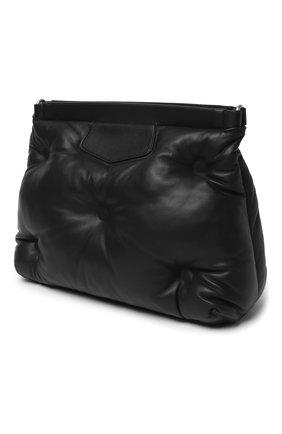 Женский клатч glam slam medium MAISON MARGIELA черного цвета, арт. S61WG0032/PR818 | Фото 2