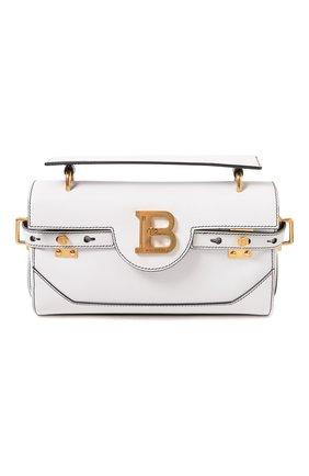 Женская сумка bbuzz 19 BALMAIN белого цвета, арт. UN1S527/LMJC | Фото 1