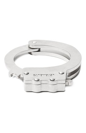 Мужской браслет VETEMENTS серебряного цвета, арт. UAH21BR174/50100 | Фото 1