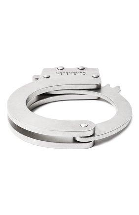 Мужской браслет VETEMENTS серебряного цвета, арт. UAH21BR174/50100 | Фото 2