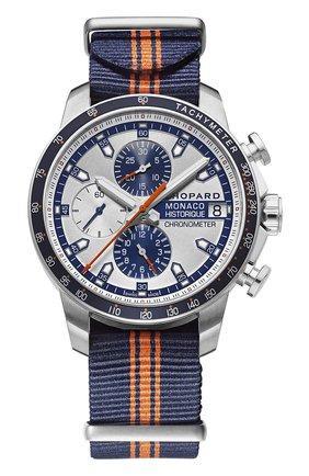 Мужские часы grand prix de monaco historique 2018 race edition CHOPARD белого цвета, арт. 168570-3004 | Фото 1