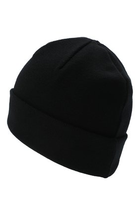 Женская шерстяная шапка VETEMENTS черного цвета, арт. UAH21HA271 1053/M   Фото 2