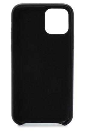 Мужской чехол для iphone 11 pro VETEMENTS черного цвета, арт. UAH21AC283 1373/M/IPH0NE 11 PR0 | Фото 2