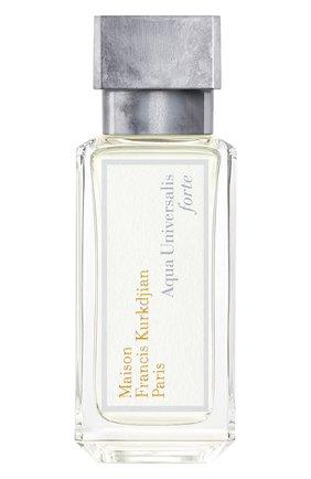 Женский парфюмерная вода aqua universalis forte MAISON FRANCIS KURKDJIAN бесцветного цвета, арт. 1020808 | Фото 1