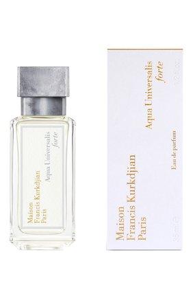 Женский парфюмерная вода aqua universalis forte MAISON FRANCIS KURKDJIAN бесцветного цвета, арт. 1020808 | Фото 2