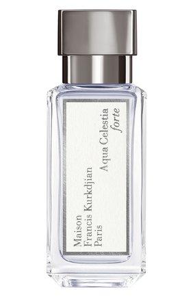 Женский парфюмерная вода aqua celestia forte MAISON FRANCIS KURKDJIAN бесцветного цвета, арт. 1022708 | Фото 1