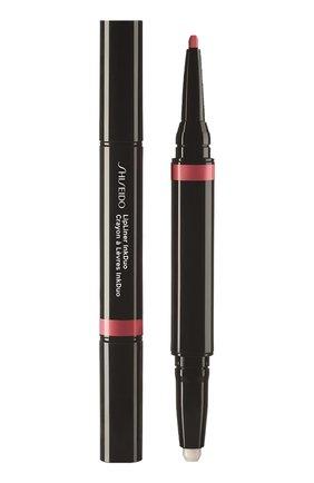 Дуэт для губ LipLiner Ink: праймер + карандаш, 04 Rosewood | Фото №1