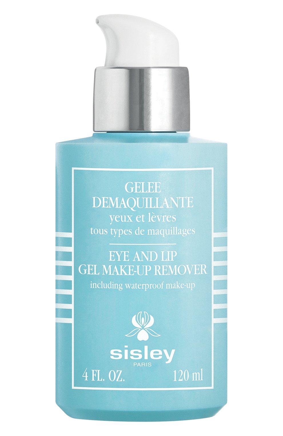 Гель для снятия макияжа с глаз и губ SISLEY бесцветного цвета, арт. 108300 | Фото 1